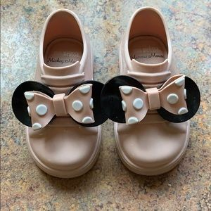 Mini Melissa Minnie Bow Shoes
